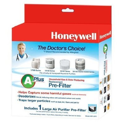 Honeywell Universal Activated Carbon Filter HY-HRF-AP1
