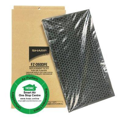 [ORIGINAL] Sharp Deodorizing Filter FZD60DFE for KCD-60E