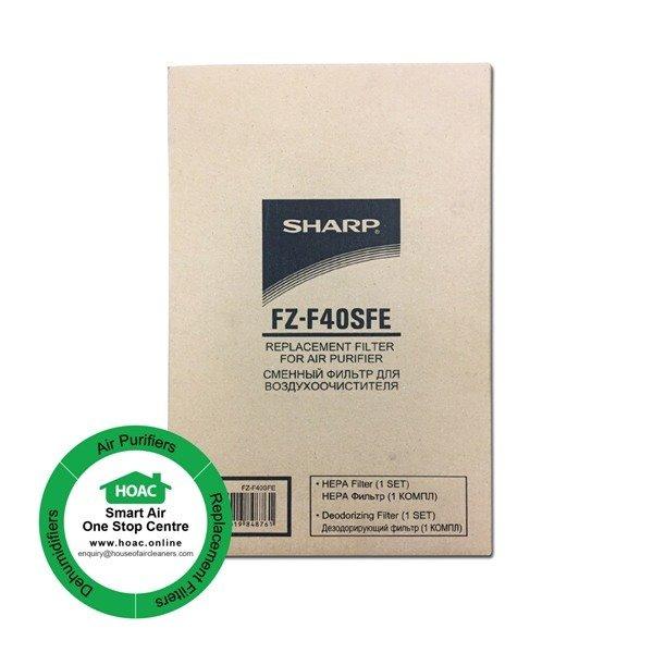 [ORIGINAL] Sharp HEPA Filter FZF40SFE for Model FPF40L/FPFM40LB