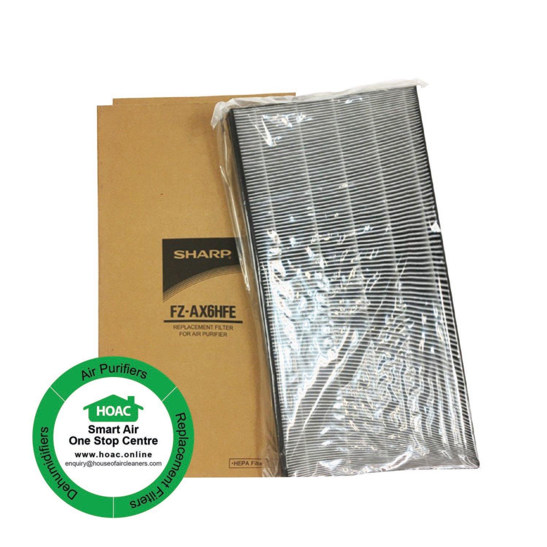 [ORIGINAL] Sharp HEPA Filter FZAX6HFE for Model KIA60EW