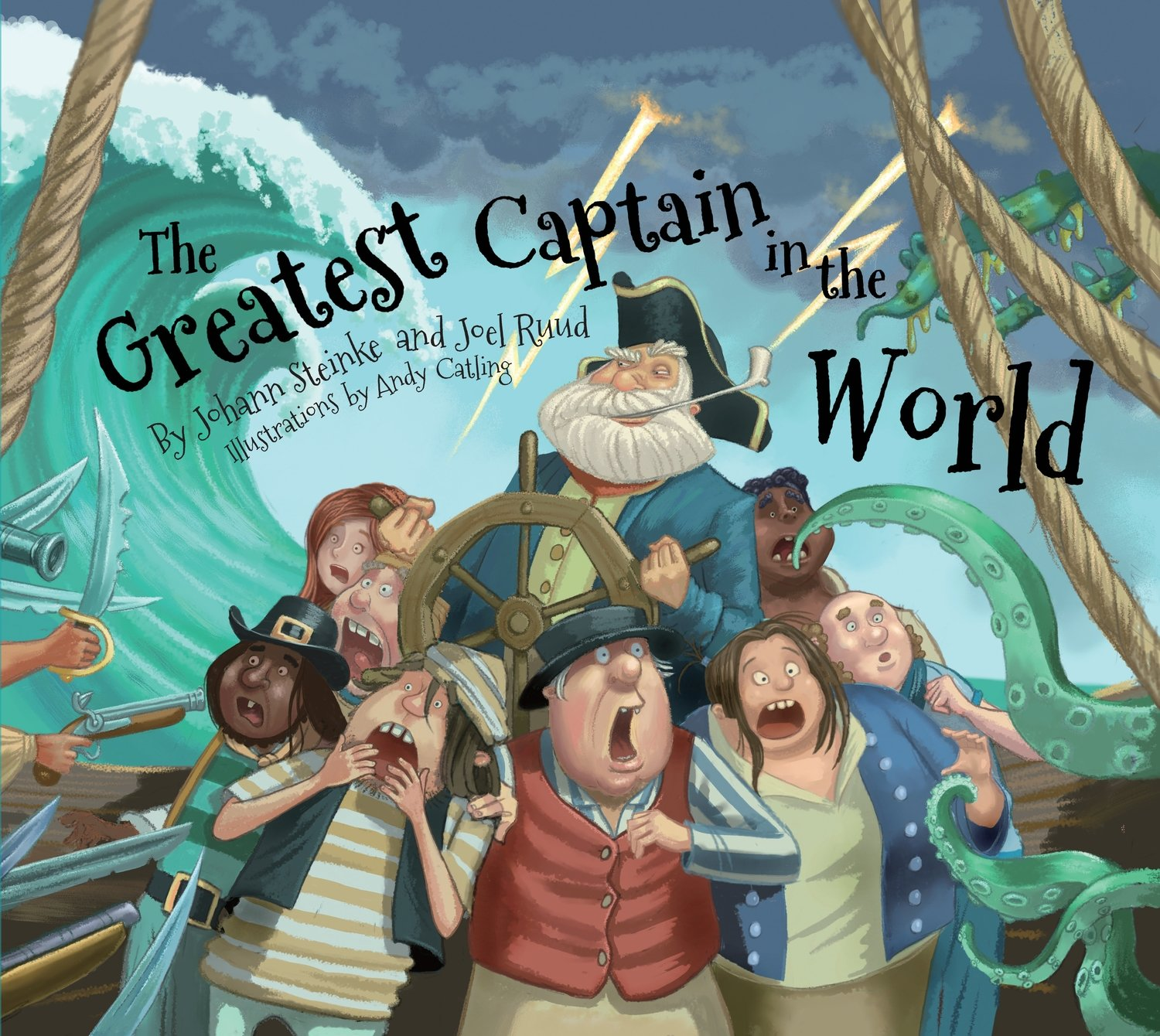 The Greatest Captain in the World Book