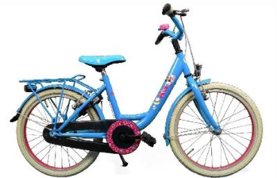 Studio 100 K3 fiets blauw verschillende maten