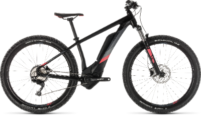 Cube Access Hybrid Pro 500wh 2019 maat 17''