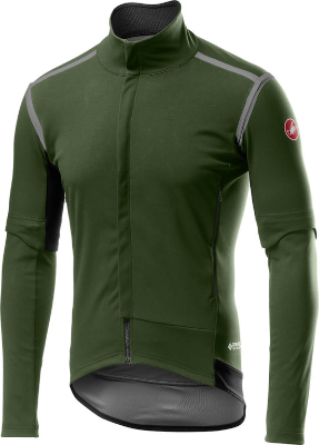 Castelli Perfetto Ros Long sleeve Military Green