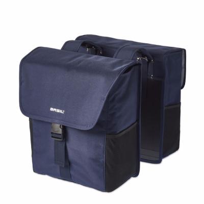 Basil Go Double Bag Blauw