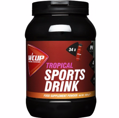 WCup Sportsdrink Tropical 1020g