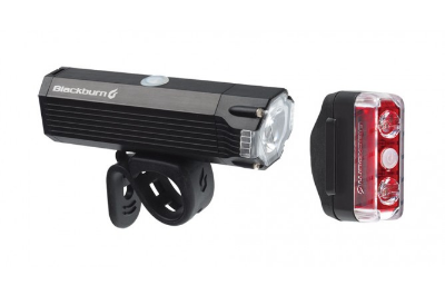 Blackburn Dayblazer 800 + 65 rear light
