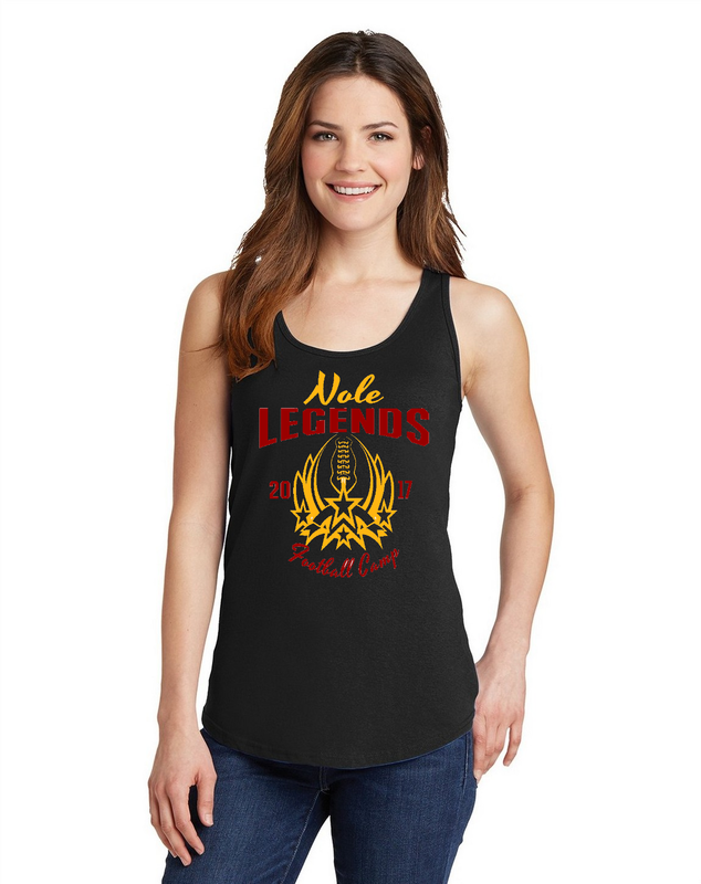 Noles Camp Ladies Tank