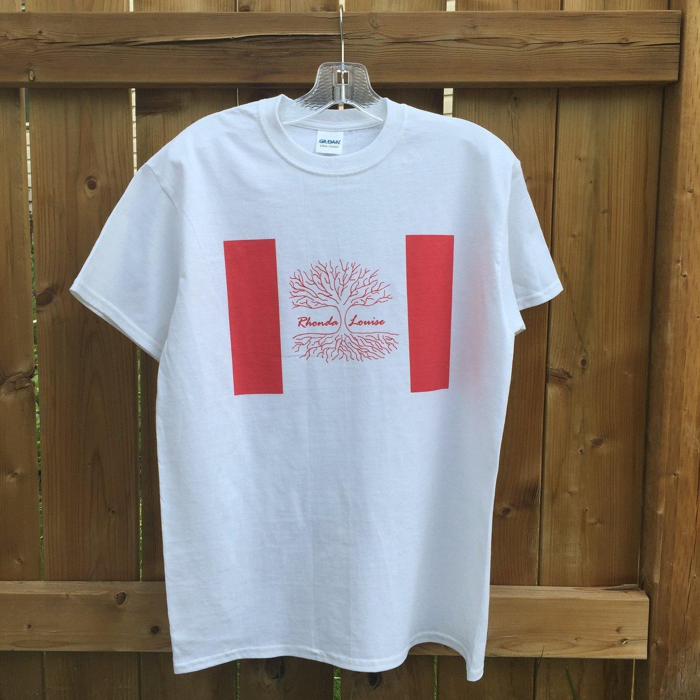 Rhonda Louise Logo T-Shirt - Men's - Canada (limited edition)