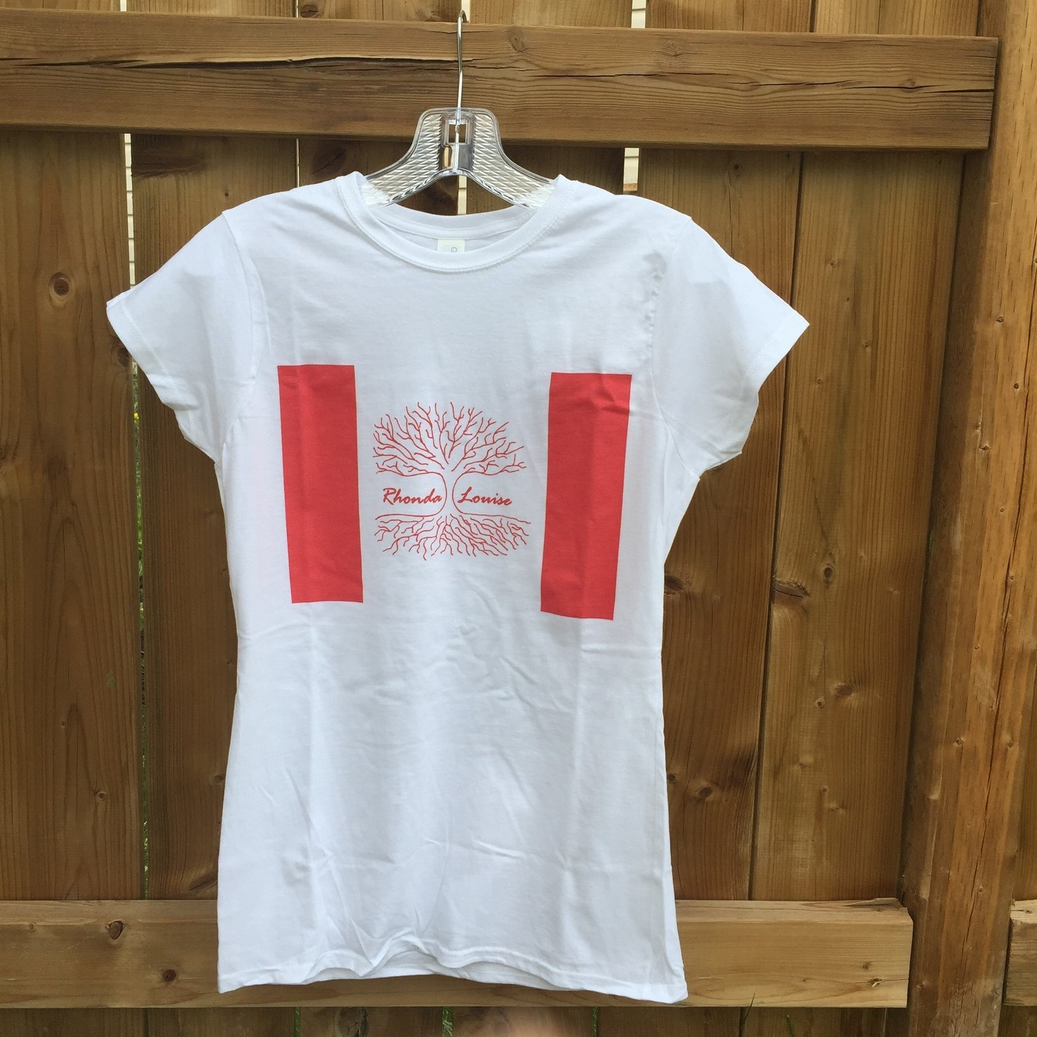 Rhonda Louise Logo T-Shirt - Women's - Canada (limited edition)
