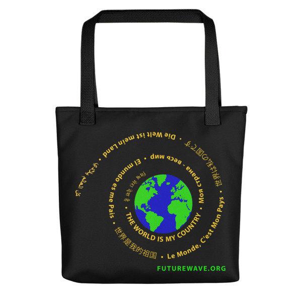 Spiral Logo Tote bag