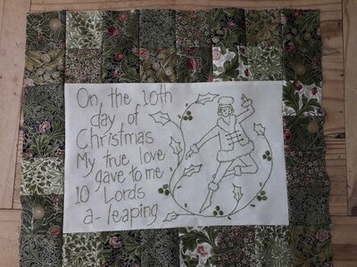 12 Days of Christmas - Ten Lords a Leaping