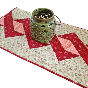 Twisted Braid table runner - PDF pattern