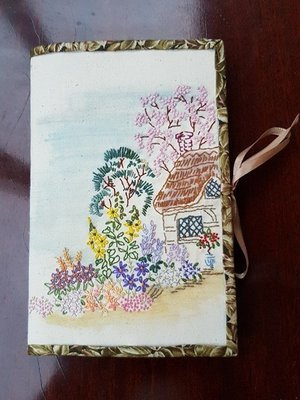 Cottage Charm - Tri-fold EPP Kit PDF pattern
