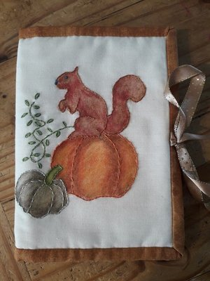 Tri-fold Binding Kit - Autumn Harvest