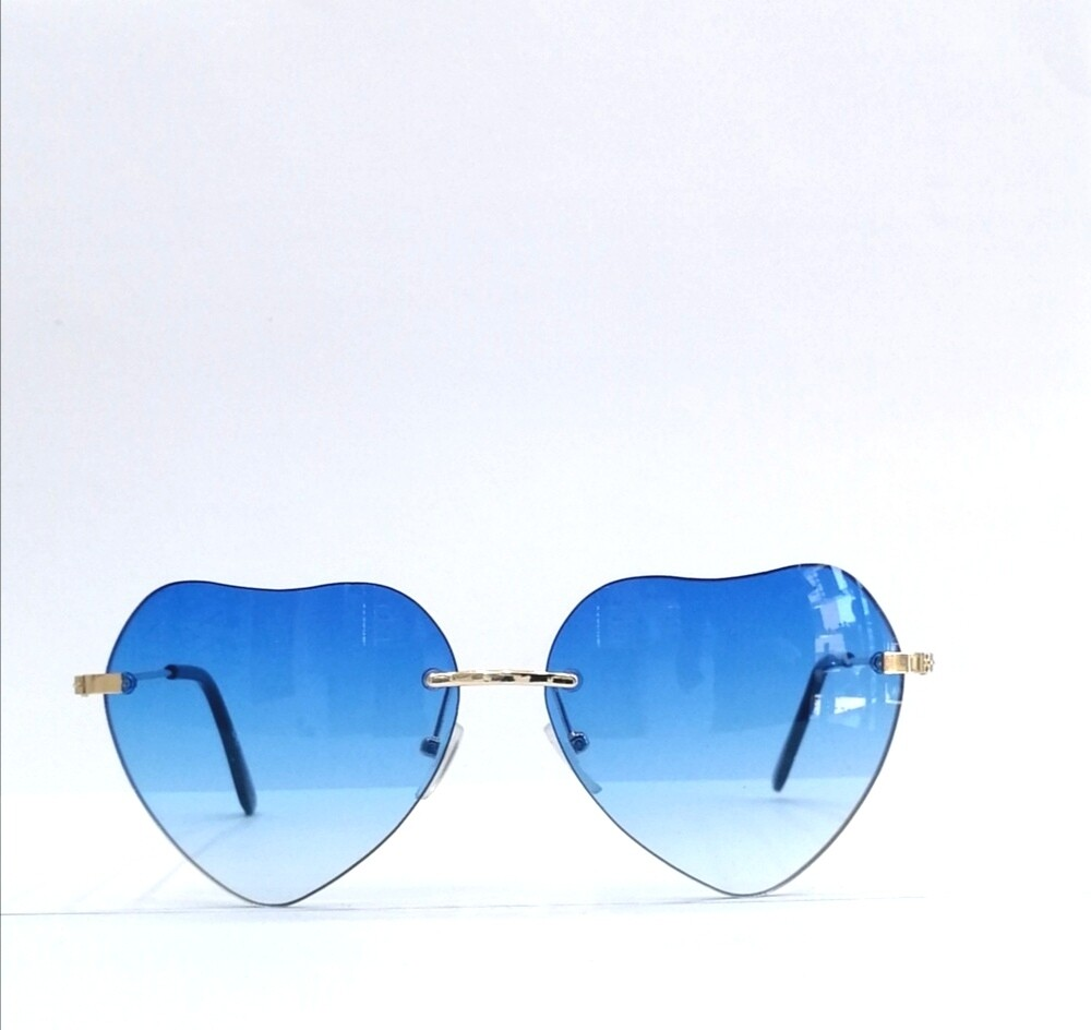 Corazón blu