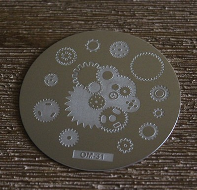 Stamping Plate OM