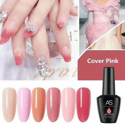 AS Gel Polish Cover Pink