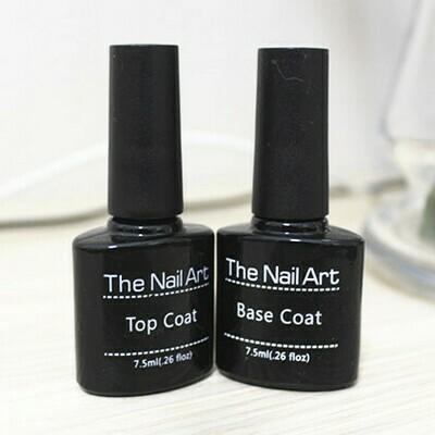 Soak Off  UV/LED Nail Polish 7.5ml   Top / Base