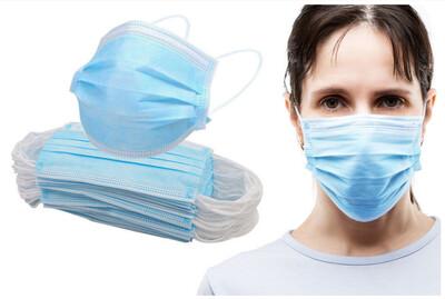 3ply Face Mask 50pcs