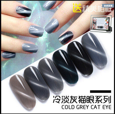 AS - Grey Cat Eye Gel 15ml