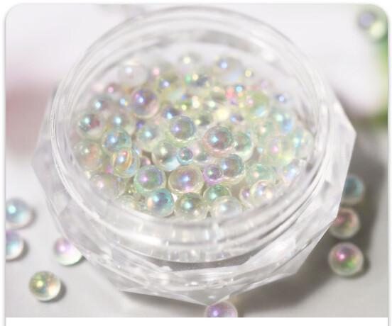 AB Bubble Pearl Pot Mix Size