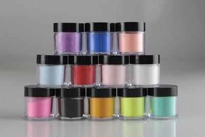 12 colors 10g powder SET A