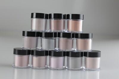 12 colors 10g powder Nude Set