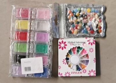CLEARENCE SALES Nail Art Combo