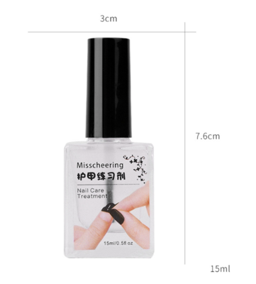 Practice BaseCoat Nail Care Treatment