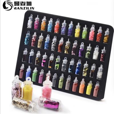 48pcs Nail Art Accessories
