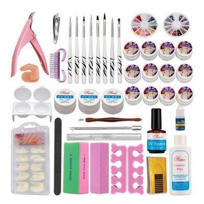 Manicure Gel Kit 24pcs