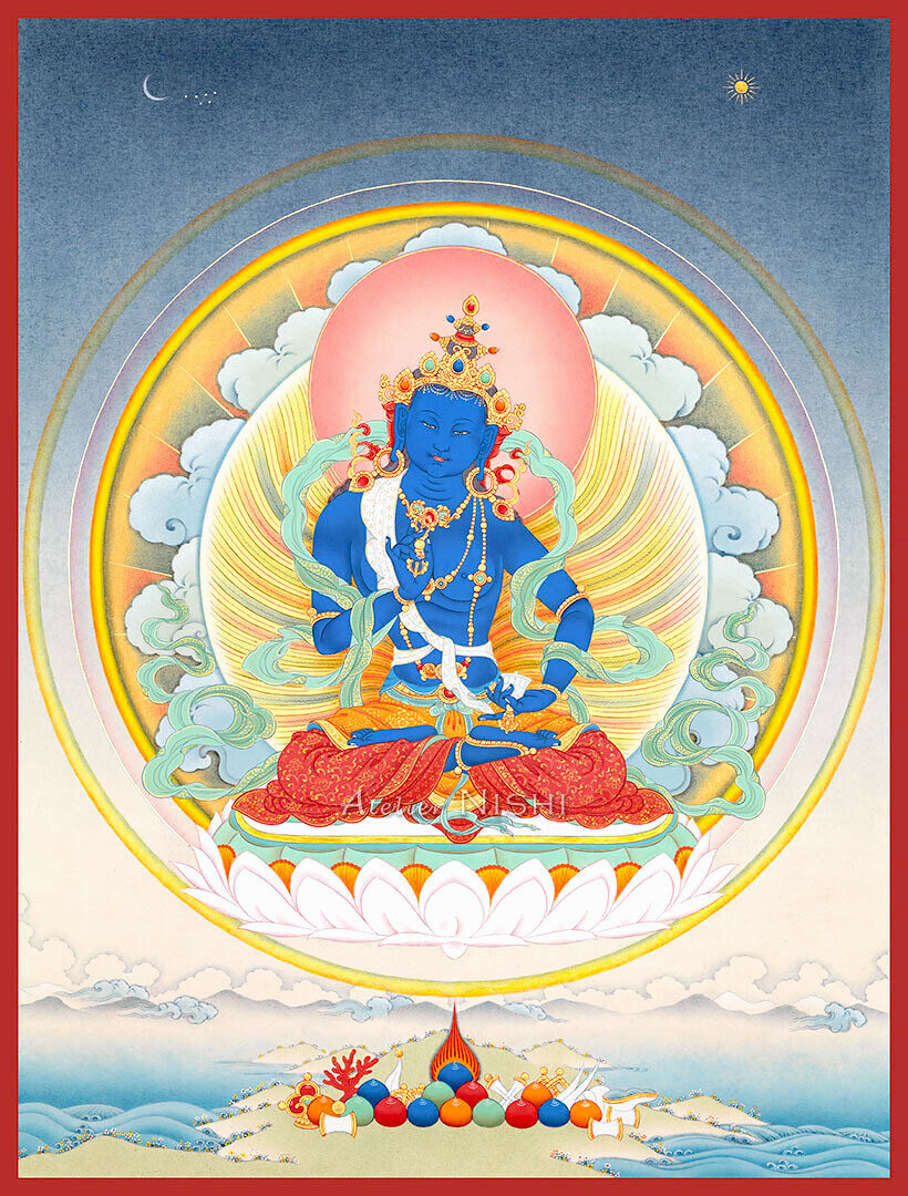 Akshobhya Vajrasattva