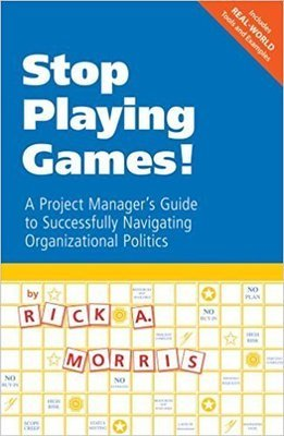 Stop Playing Games - Signed Copy