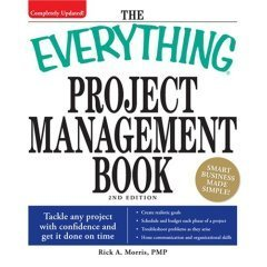 Everything Project Management Book - Signed Copy