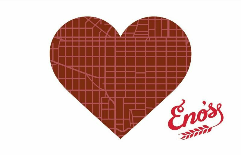 Eno's eGift Card (Emailed to Recipient)
