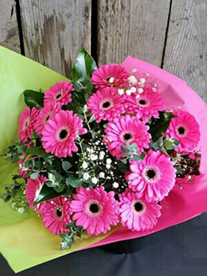 Mini Gerbera Bouquet