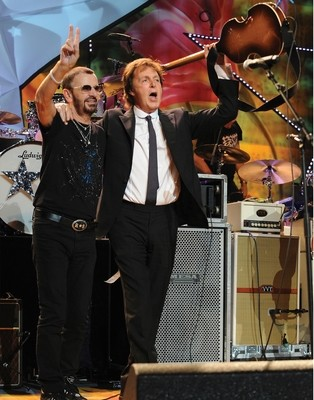 SALE Ringo Starr Paul McCartney Bow