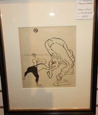 Henrie De Toulouse Lautrec- Marco