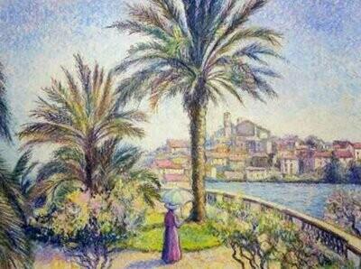 Pissaro, Jardins de Cannes