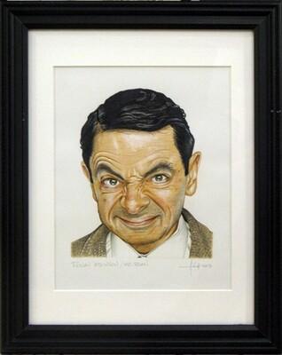 SALE Adam Howard Mr Bean