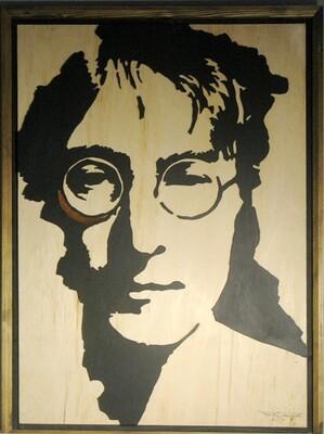 SALE Frank Johnson John Lennon