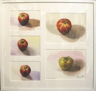 SALE Healing Apples Nikitas Kavoukles