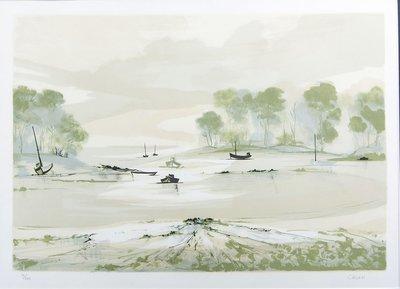 Claude Cassati - Estuary