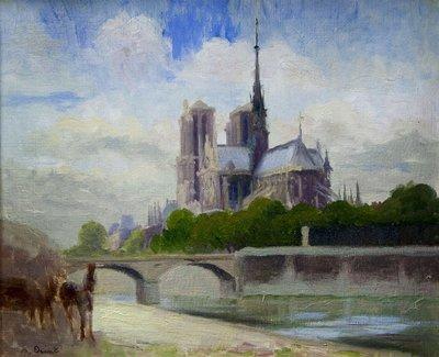 Marthe Orant - Notre Dame