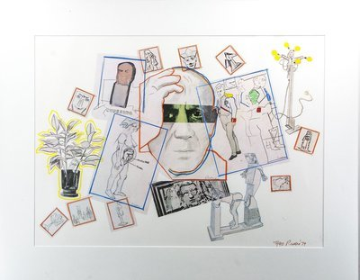 Larry Rivers - Homage To Picasso