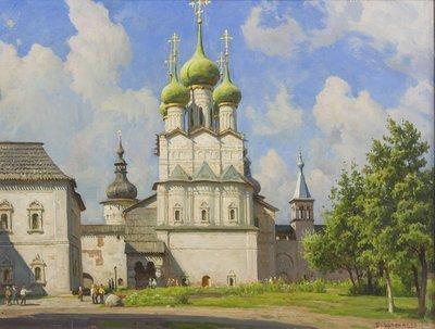 Boris Sherbarov - Church of St. John