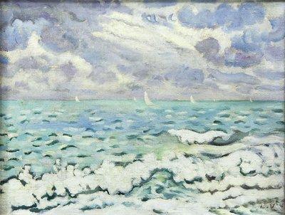 Louis Valtat - La Mer