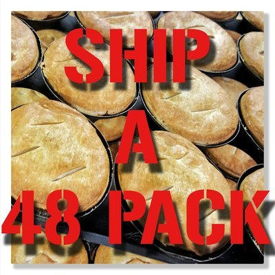 Ship a 48 Pack of Pies