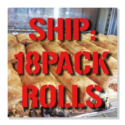 Ship a 18 Pack of Rolls